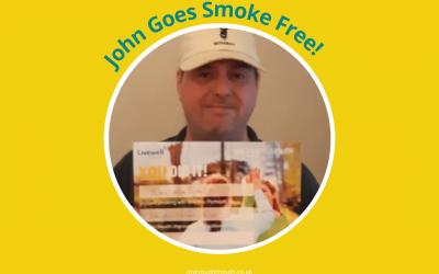 John Goes Smoke Free