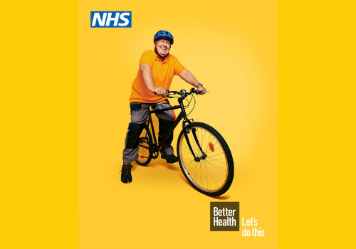 Campaign launched to help public get healthy this summer